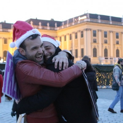 Free Hugs Vienna 21 December 2014  274