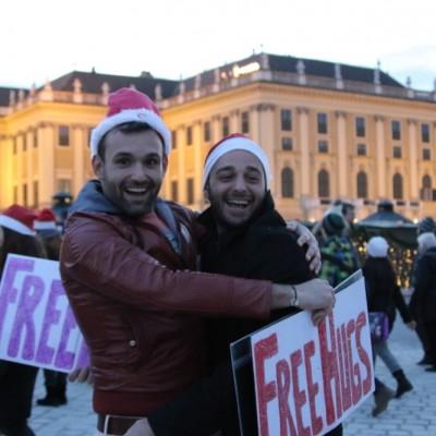 Free Hugs Vienna 21 December 2014  275