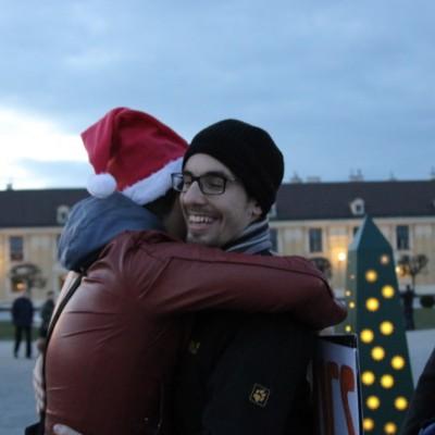 Free Hugs Vienna 21 December 2014  276