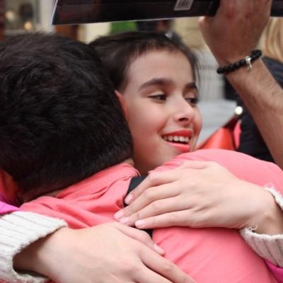Free Hugs Vienna @ Global Free Hugs Day 02 May 2015 001