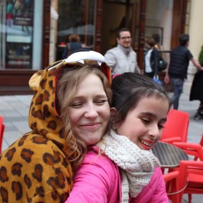 Free Hugs Vienna @ Global Free Hugs Day 02 May 2015 002