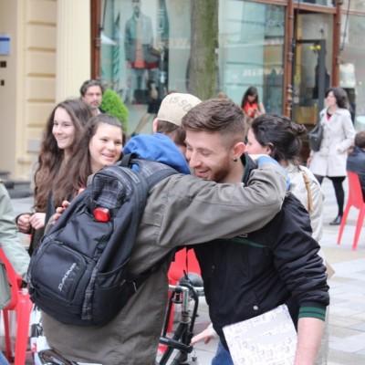 Free Hugs Vienna @ Global Free Hugs Day 02 May 2015 003
