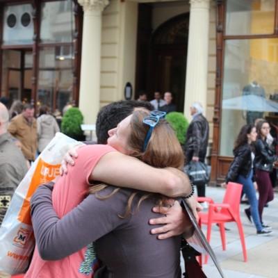 Free Hugs Vienna @ Global Free Hugs Day 02 May 2015 019