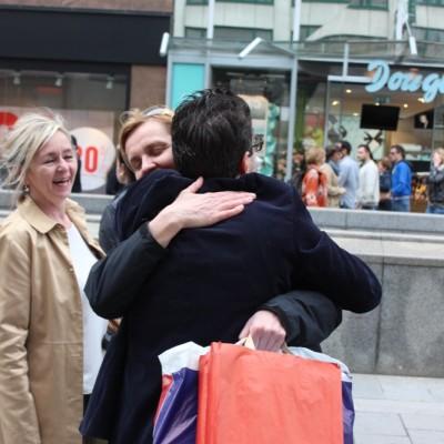 Free Hugs Vienna @ Global Free Hugs Day 02 May 2015 035