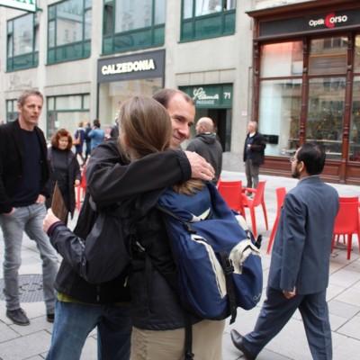 Free Hugs Vienna @ Global Free Hugs Day 02 May 2015 038