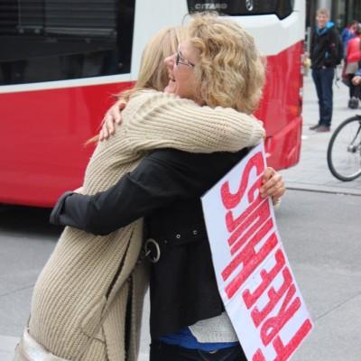 Free Hugs Vienna @ Global Free Hugs Day 02 May 2015 040