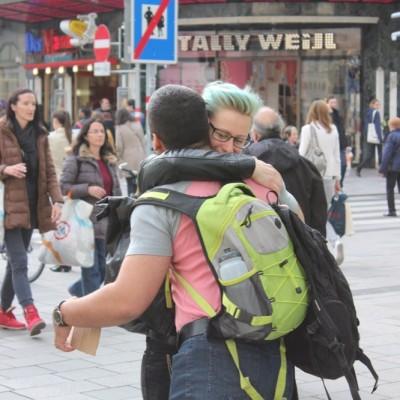 Free Hugs Vienna @ Global Free Hugs Day 02 May 2015 061