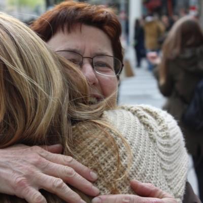 Free Hugs Vienna @ Global Free Hugs Day 02 May 2015 066