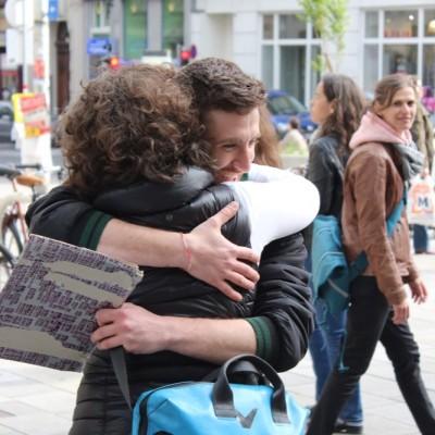 Free Hugs Vienna @ Global Free Hugs Day 02 May 2015 068