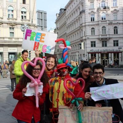 Free Hugs Vienna @ Global Free Hugs Day 02 May 2015 077