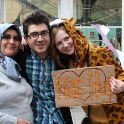 Free Hugs Vienna @ Global Free Hugs Day 02 May 2015 082