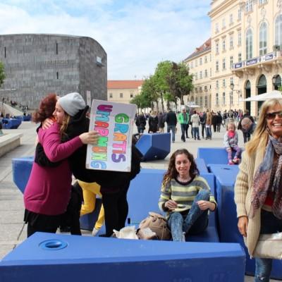 Free Hugs Vienna @ Global Free Hugs Day 02 May 2015 088