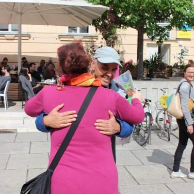Free Hugs Vienna @ Global Free Hugs Day 02 May 2015 095