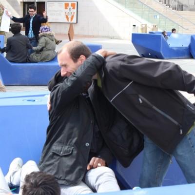 Free Hugs Vienna @ Global Free Hugs Day 02 May 2015 099