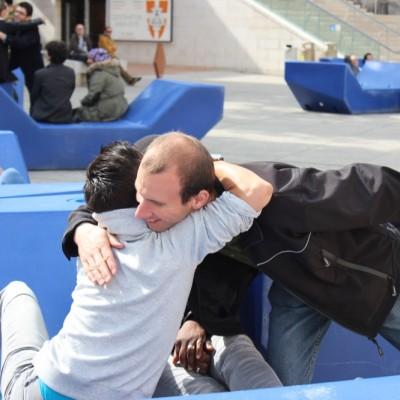 Free Hugs Vienna @ Global Free Hugs Day 02 May 2015 100