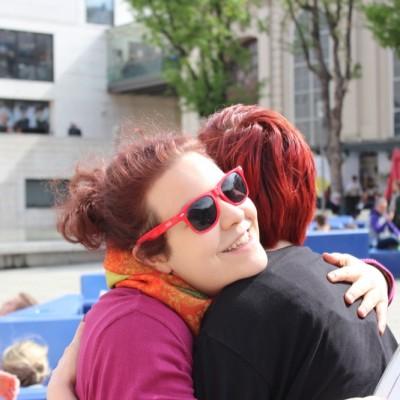 Free Hugs Vienna @ Global Free Hugs Day 02 May 2015 103