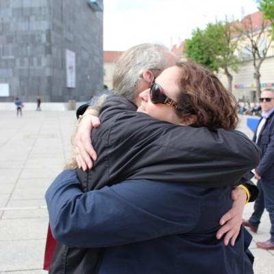 Free Hugs Vienna @ Global Free Hugs Day 02 May 2015 106
