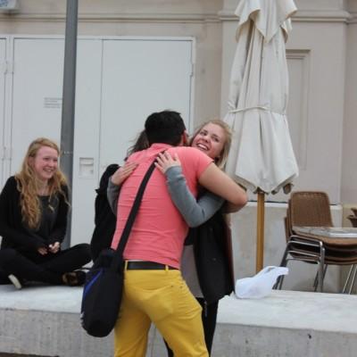 Free Hugs Vienna @ Global Free Hugs Day 02 May 2015 107