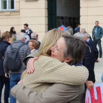 Free Hugs Vienna @ Global Free Hugs Day 02 May 2015 113