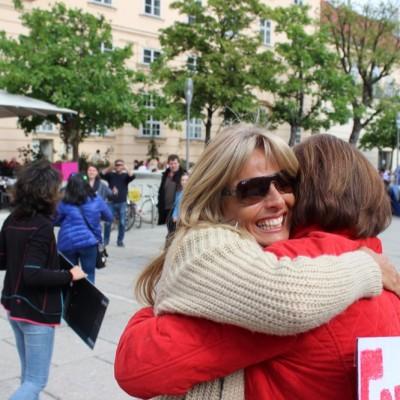 Free Hugs Vienna @ Global Free Hugs Day 02 May 2015 121