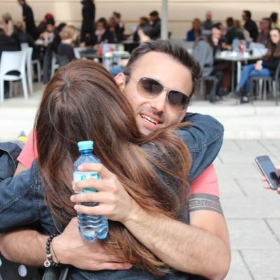 Free Hugs Vienna @ Global Free Hugs Day 02 May 2015 124
