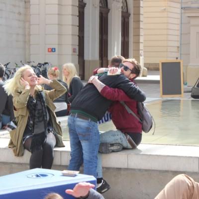 Free Hugs Vienna @ Global Free Hugs Day 02 May 2015 126