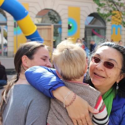Free Hugs Vienna @ Global Free Hugs Day 02 May 2015 132