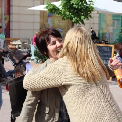 Free Hugs Vienna @ Global Free Hugs Day 02 May 2015 133