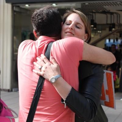 Free Hugs Vienna @ Global Free Hugs Day 02 May 2015 142