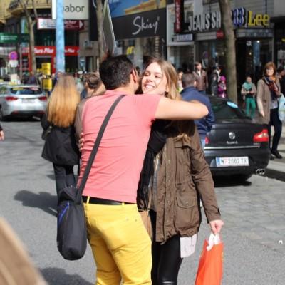 Free Hugs Vienna @ Global Free Hugs Day 02 May 2015 143