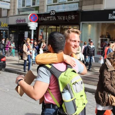 Free Hugs Vienna @ Global Free Hugs Day 02 May 2015 144