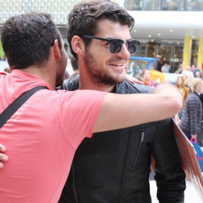 Free Hugs Vienna @ Global Free Hugs Day 02 May 2015 151