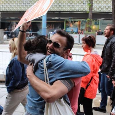 Free Hugs Vienna @ Global Free Hugs Day 02 May 2015 152