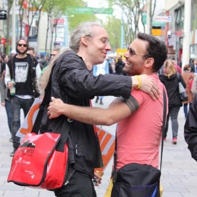 Free Hugs Vienna @ Global Free Hugs Day 02 May 2015 162