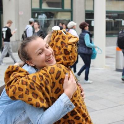 Free Hugs Vienna @ Global Free Hugs Day 02 May 2015 167