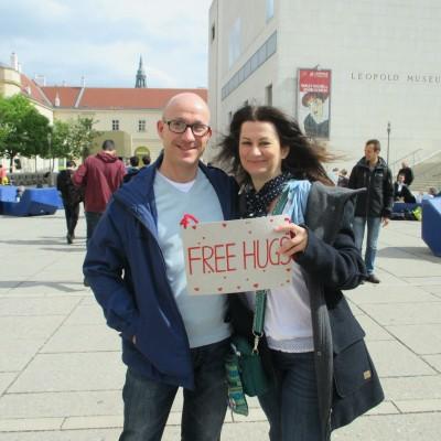 Free Hugs Vienna @ Global Free Hugs Day 02 May 2015 170
