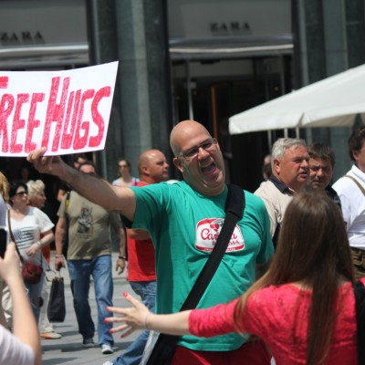 Free Hugs Vienna 08 June 2013 136