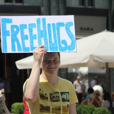 Free Hugs Vienna 08 June 2013 191